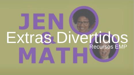 Extra Divertido para Jen y Matemáticas: ¿Qué es Igual?