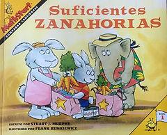 Just Enough Carrots Spanish.JPG