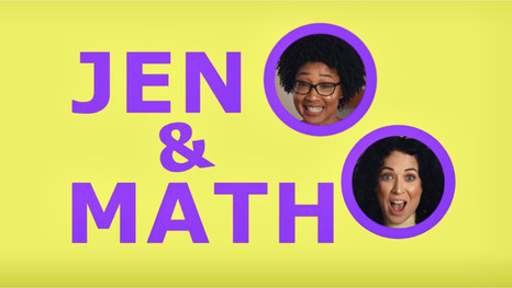 Jen and Math: What is Equal?