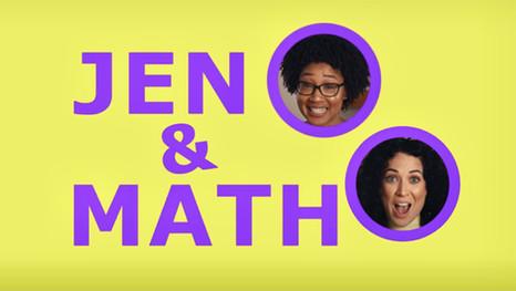 Jen y Matemáticas: ¿Qué es Igual?