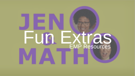 Fun Extras for Jen and Math: What is Equal?
