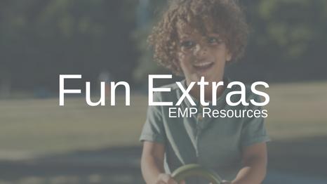 Fun Extras for Califonria Dad: Park Playtime