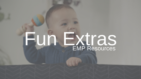 Fun Extras for California Dad: Home Playtime