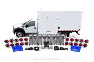 Bed Bug Heat Treatment Truck!