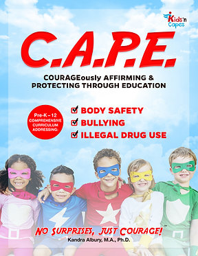 Courage Activate: CAPE Curriculum Bundle Package