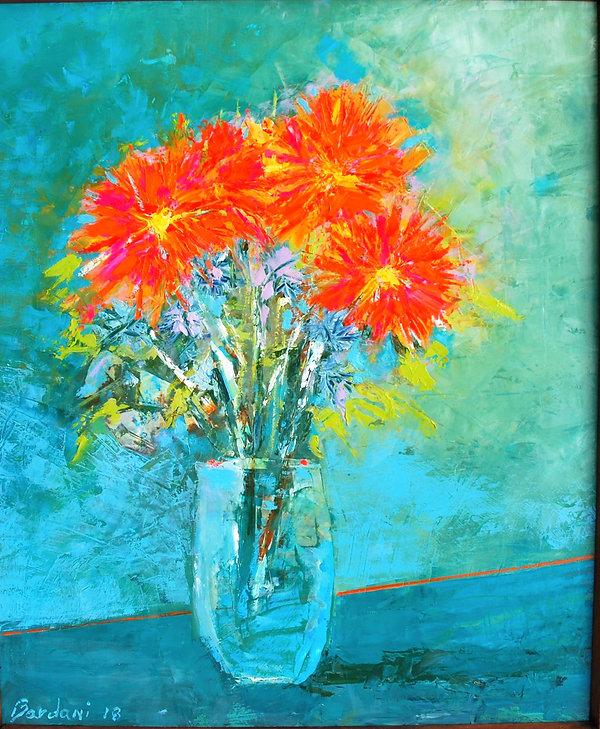 RED FLOWERS IN VASE.JPG