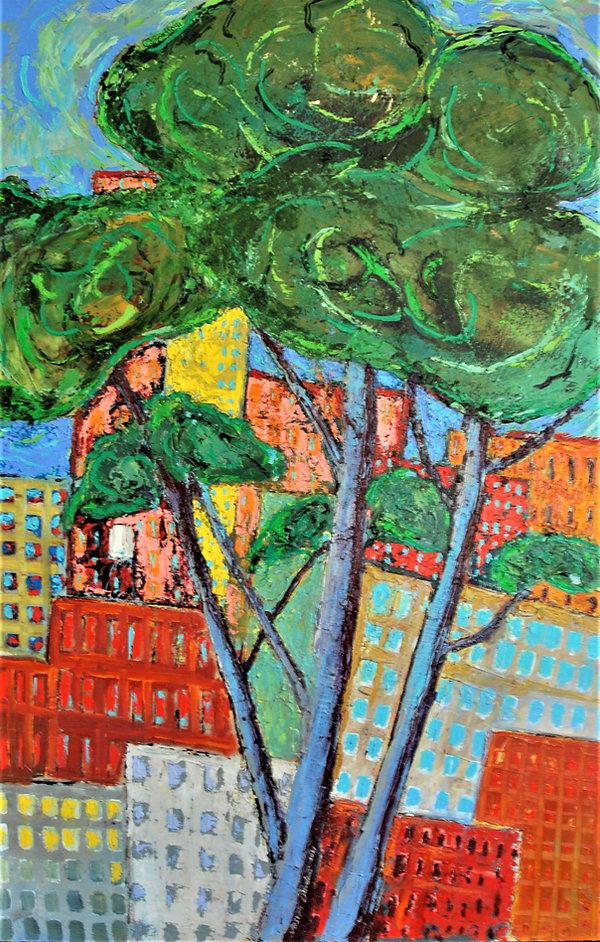 Trees In Brooklyn.JPG