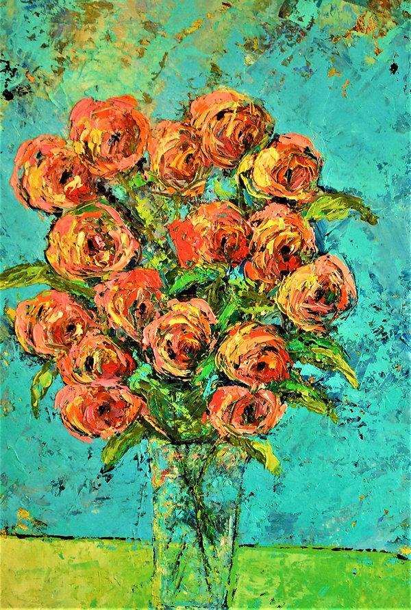 Flowers For Barbara.JPG