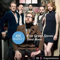 Five Grand Stereo