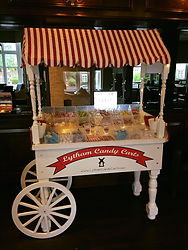 candy sweet buffet cart lytham candy carts
