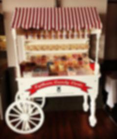 Premium candy sweet cart - Lytham candy carts
