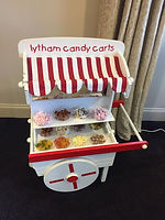 kids sweet cart