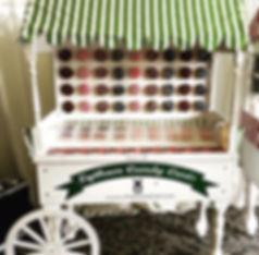 Donut cart - Lytham candy carts