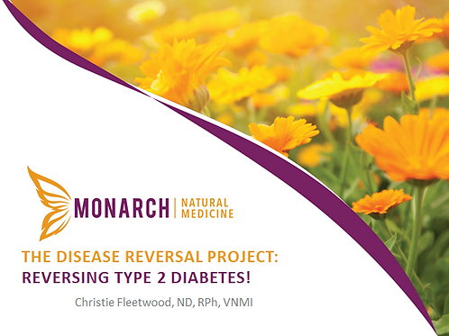 The Disease Reversal Project