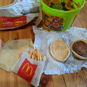 Memorial Day and Happy Meal