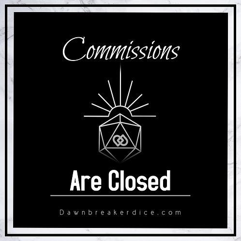 Custom Commissions