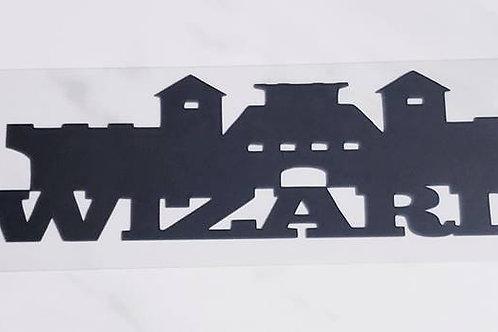 Wizard Scrapbook Deluxe Die Cut