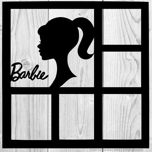 Barbie Scrapbook Overlay