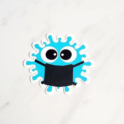 Germ Paper Piecing Die Cut