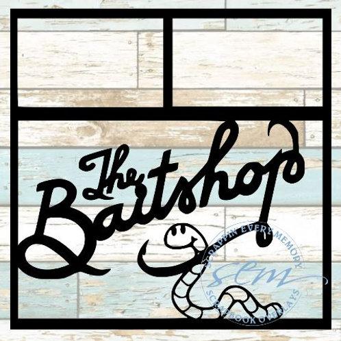 The Baitshop Scrapbook Overlay