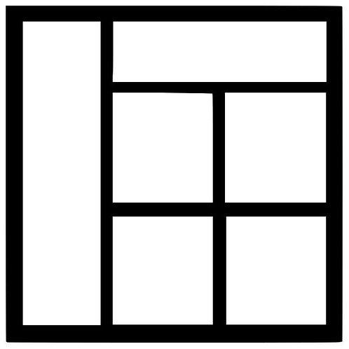 Frame 005 Scrapbook Overlay