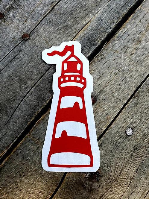 Light House Paper Piecing Die Cut
