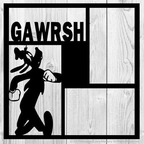 Gawrsh Scrapbook Overlay