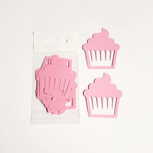 Cupcakes Itsy Bitsy Embellishments