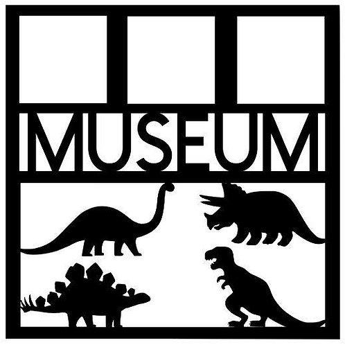 Museum Scrapbook Overlay