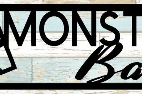 Monster Bash Scrapbook Title