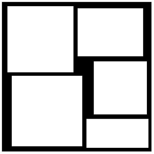 Frame 006 Scrapbook Overlay