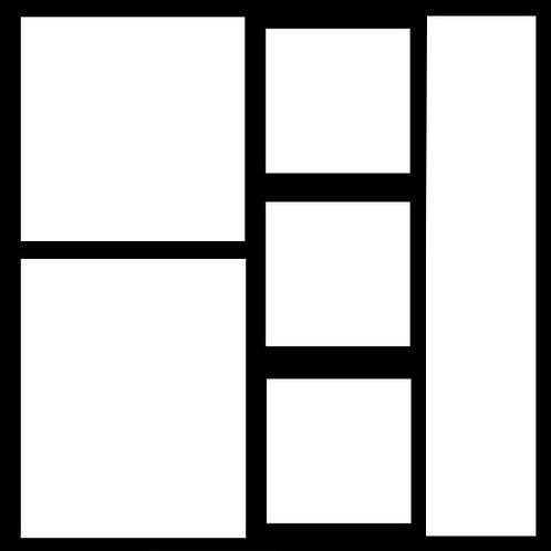 Frame 001 Scrapbook Overlay