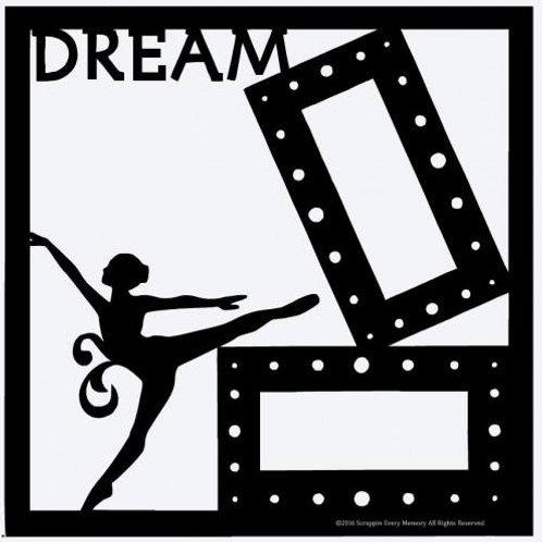 Dream Scrapbook Overlay