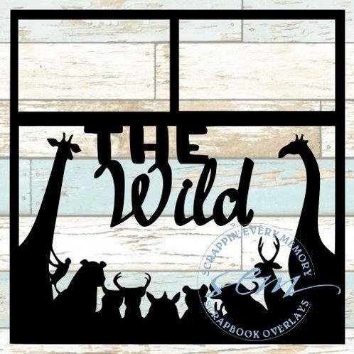 The Wild Scrapbook Overlay
