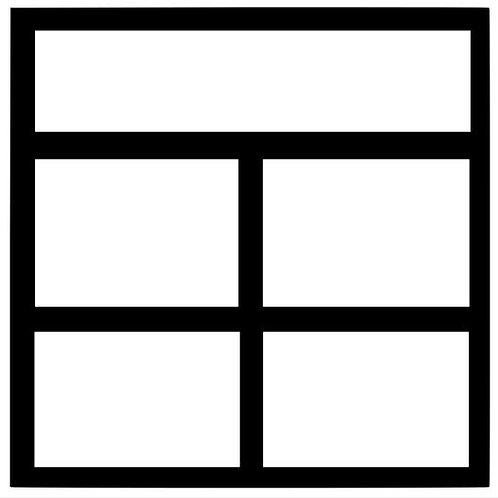 Frame 008 Scrapbook Overlay