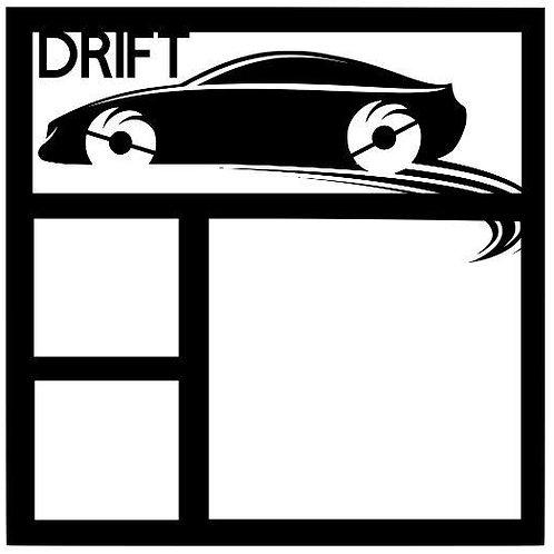 Drift Scrapbook Overlay