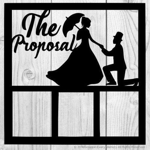 The Proposal Scrapbook Overlay