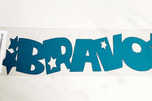 Bravo Scrapbook Deluxe Die Cut