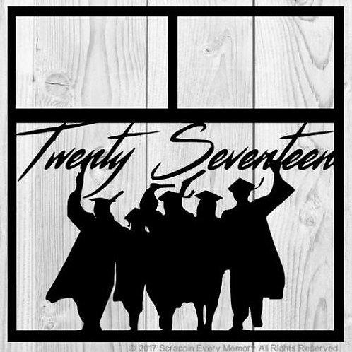 Twenty Seventeen Scrapbook Overlay