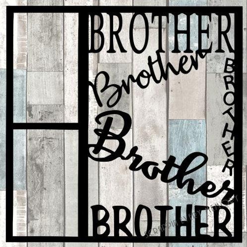 Brother Scrapbook Overlay