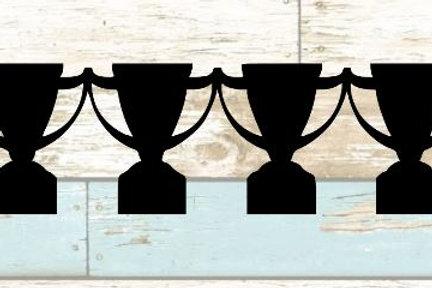Trophy Scrapbook Border