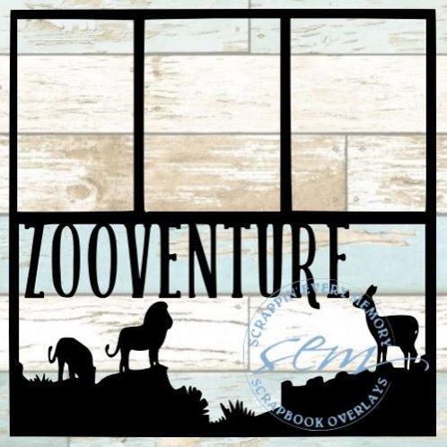 Zooventure Scrapbook Overlay