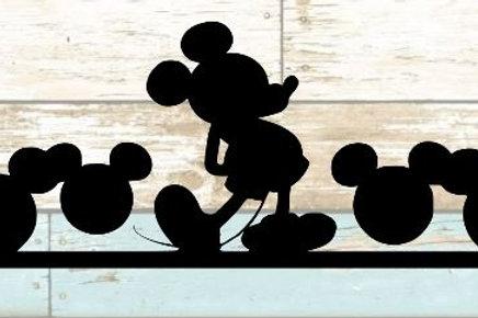 Mickey Scrapbook Border
