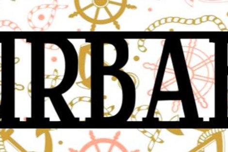 Furbaby Scrapbook Page Title Single