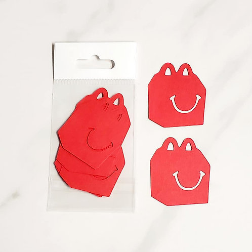 Happy Meal Itsy Bitsy Embellishments