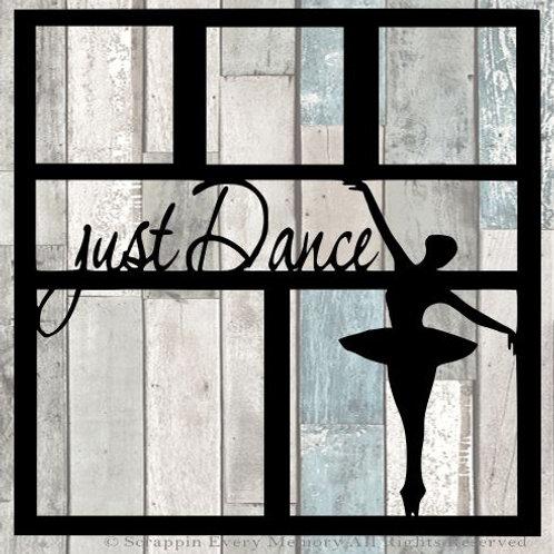 Just Dance Scrapbook Overlay