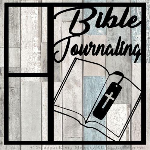Bible Journaling Scrapbook Overlay