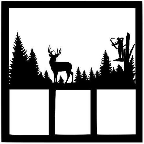 Hunting Scrapbook Overlay
