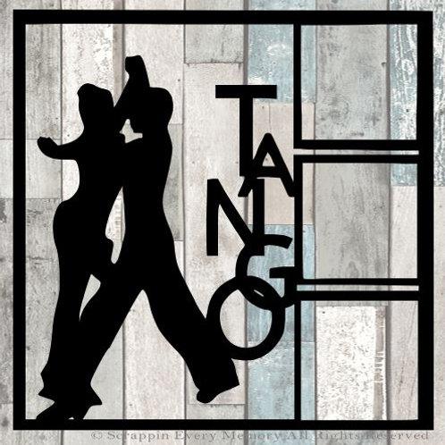 Tango Scrapbook Overlay