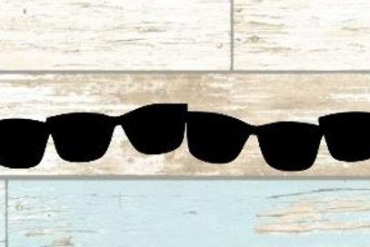 Sunglasses Scrapbook Border